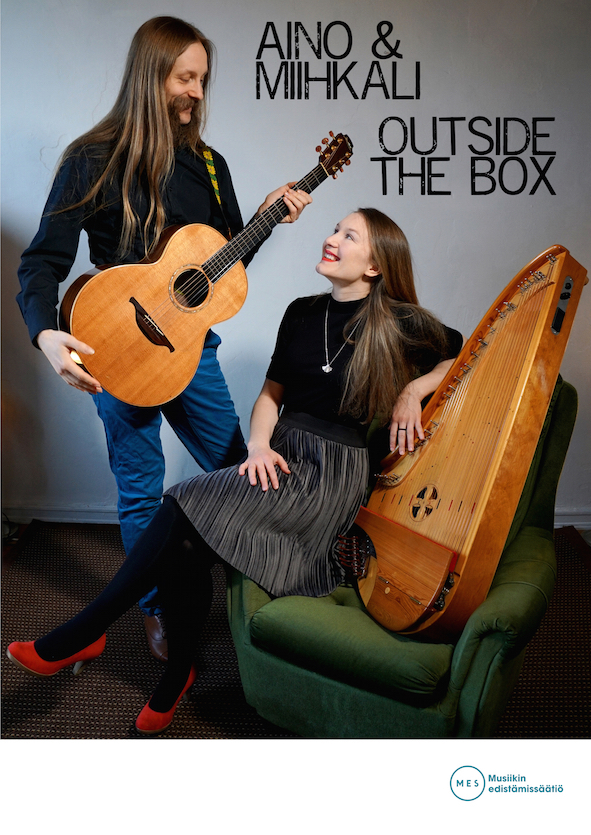 Aino & Miihkali Outside the Box kiertue