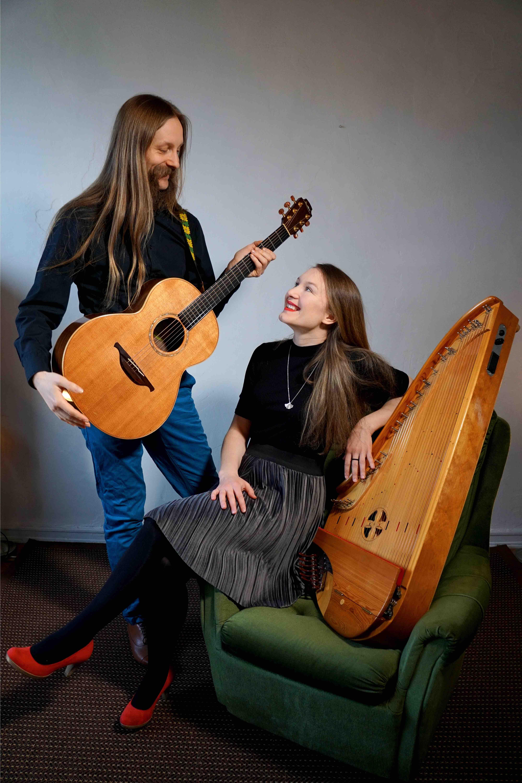 kuva: Aino ja Miihkali
